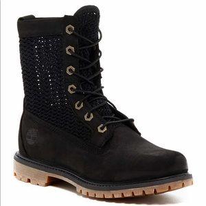 NIB Timberland Open Weave Boots